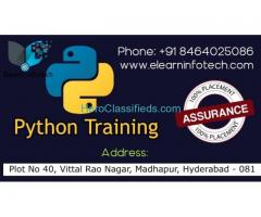 Python Training Institute in Madhapur Hyderabad | Python with DJango