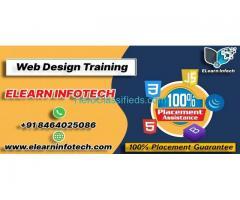 Best Web Design Training in Hyderabad - ELearn InfoTech