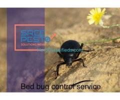 Best Industrial Pest Control Service by Sreepesto Miyapur