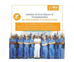 Dr. R. Ravi | Gastroenterologist in Chennai | Rela Institute, India