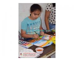 painting certificate and diploma course in delhi