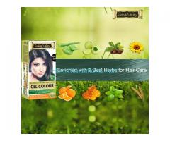 Buy Indus Valley Herbal Hair Color dark Brown at low price