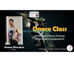 Online Free Dance Class in Gurgaon