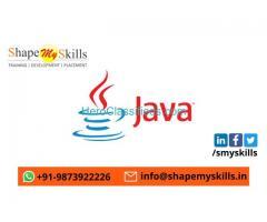 ShapeMySkills - Java Online Training