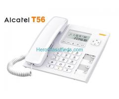 Alcatel T56 offers a versatile features and contemporary design