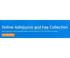 Online Admission and Fee Collection