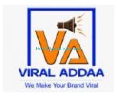 #No 1 Social Media Marketing Services in Lucknow - Viral Addaa