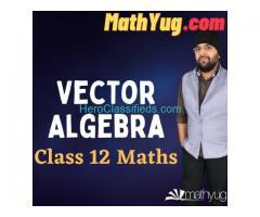 Vector Algebra Class 12 Maths IIT JEE Mains