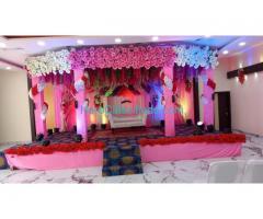 Dev Marriage hall in Bailey Road, Patna
