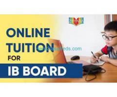 Get Online IB Board syllabus | Ziyyara