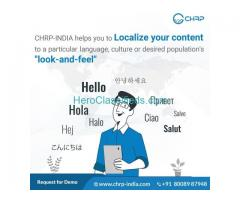 Translation & Localizations Solutions