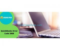 How to Fix QuickBooks Error 3008