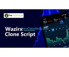 Wazirx clone script
