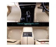 7D Luxury Car Floor Mats at best price - autofurnish.com