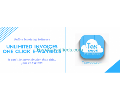 TAXWOOS GST Online billing software
