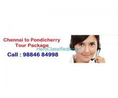 Chennai To Pondicherry Tour Package   Pondicherry tour packages from Chennai