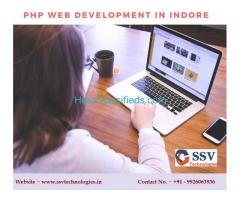 PHP Web Development Company Indore