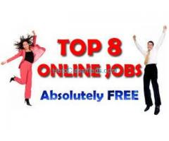Work From Home Jobs - Part Time jobs