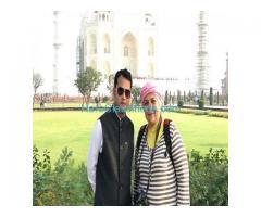 Taj Mahal Tour Via Car/ Train Enjoy Luxurious Journey
