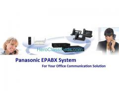 Panasonic EPABX System in Delhi | Panasonic EPABX System