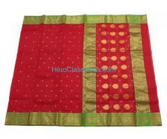 Chanderi Sarees - Buy chanderi Saree online at lowest price