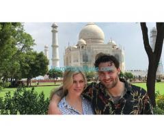 Enjoy The Wonderful Journey In Taj Mahal Moon Light Tour Package
