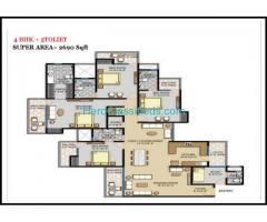 Civitech Stadia  Sector-79  Noida | 3 & 4 bhk | Get Price, location, floor plan