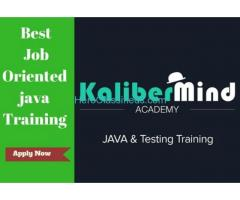 JAVA Training, Advance JAVA Course, JAVA training course in bangalore - Kalibermind
