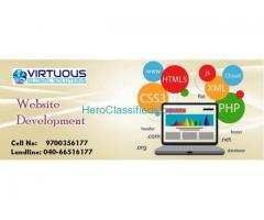 Web Development in Hyderabad   Call now : 9700356177