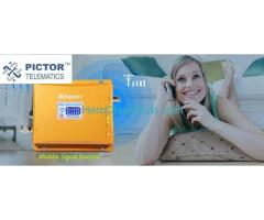 Pictor Telematics offer Mobile Signal Booster in Delhi