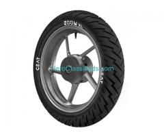 Buy tyres of all sizes for bike brands at best price online