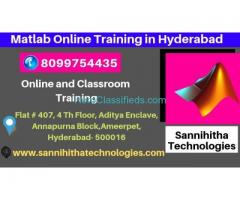 Matlab Training Institute in Ameerpet