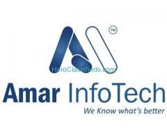 Top Mobile Application Development Company India & USA | Top App Developers | Amar Infotech