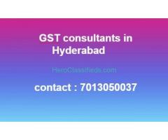 Tax Consultants in Hyderabad | Tax Return Filing Services in Hyderabad | GST Services