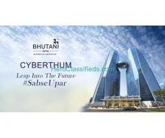 Bhutani Cyberthum - office spaces and retail shops in sector 140a Noida
