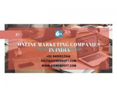 Online Marketing Companies In India
