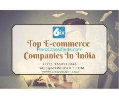 Top E-commerce Companies In India