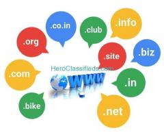 Get Attractive Offers on Domain Registration India