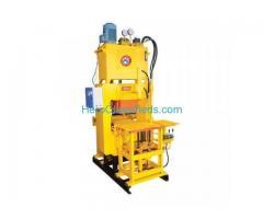 Manufacturers of Paver Block Making Machine