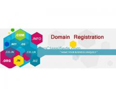 Get Special Offers on Domain Registration in India