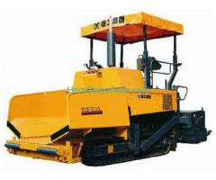 Road Construction Machine Supplier