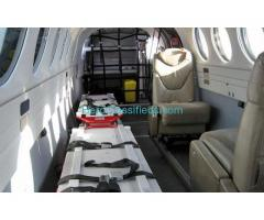 Get Finest Air Ambulance Services in Pune by Hifly ICU