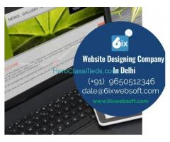 Best Website Designing Company In Delhi | Web Development