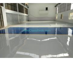 Best Epoxy flooring services in India | Industrial flooring services