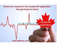 Know your eligibility for Canada Visa Process?