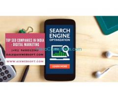 Top SEO Companies In India | Digital Marketing