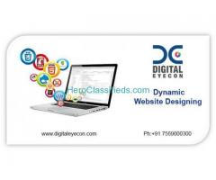 Web Designing Company In Hyderabad|Digital Eyecon Designers