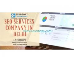 SEO Services Company In Delhi- 6ixwebsoft Technology