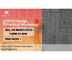 UI/UX Design Practical Workshop & Career Guidance