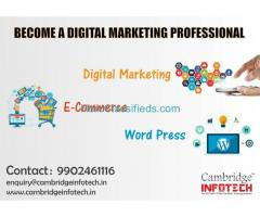 Best Digital Marketing training institute in Kalyan nagar